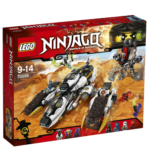 LEGO Ninjago: Ultra-Tarnkappen-Fahrzeug (70595)