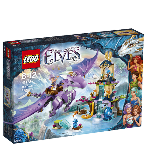 LEGO Elves: The Dragon Sanctuary (41178)