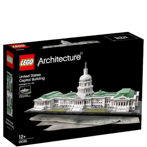LEGO Architecture: United States Capitol Building (21030)