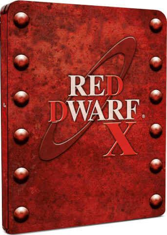 Red Dwarf X - Zavvi Exclusive Limited Edition Steelbook (Limited to 2000 Copies)