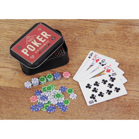 Pocket Poker