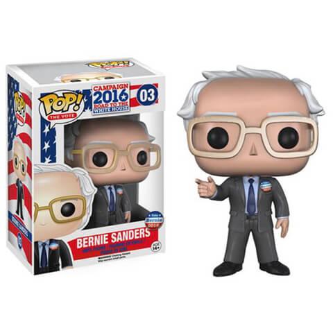 Bernie Sanders Pop! Vinyl Figure
