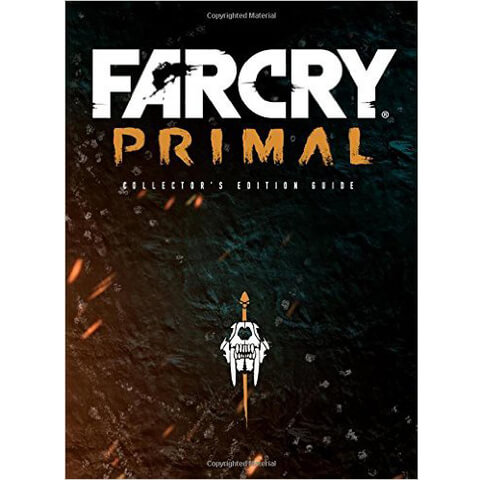 Far Cry Primal Collector's Edition Game Guide