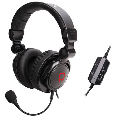 Venom XT+ Universal Vibration Gaming Headset (PS4/Xbox 360/PS3/PC/Mac)