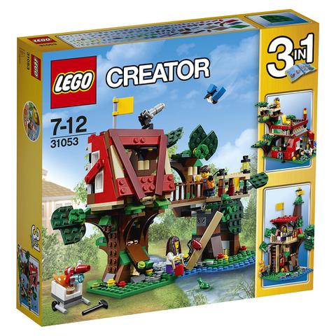 LEGO Creator: Boomhut-avonturen (31053)