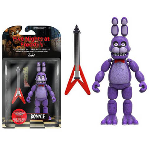 Five Nights At Freddys Bonnie 5 Inch Action Figure