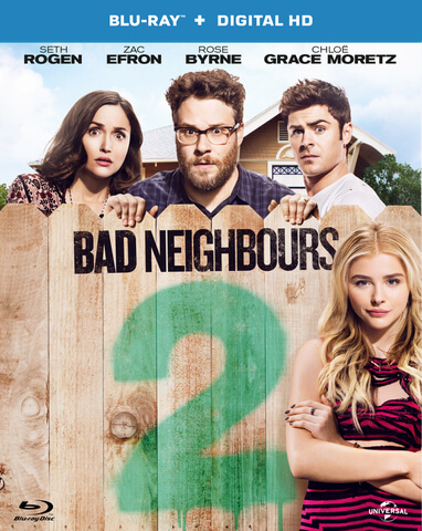 Bad Neighbours 2 (Includes UltraViolet Copy)