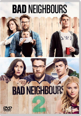 Nos pires voisins 1 et 2