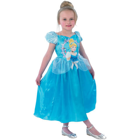 Disney Princesses Girls' Cinderella Fancy Dress