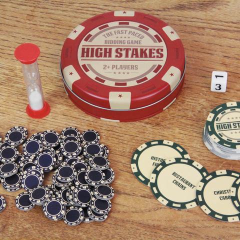 Jeu de Paris -High Stakes