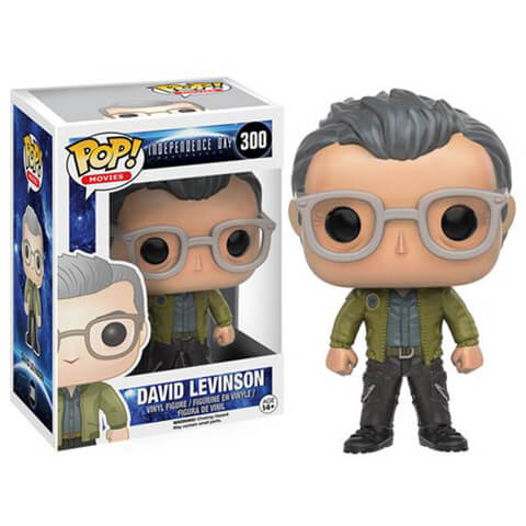 Independence Day: Resurgence David Levinson Pop! Vinyl Figure