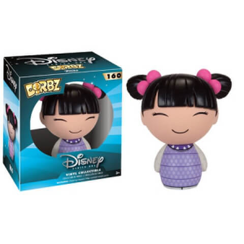 Monsters Inc Boo Dorbz Vinyl Figur