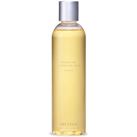ARCONA Green Tea Cleansing Base Shampoo 8oz