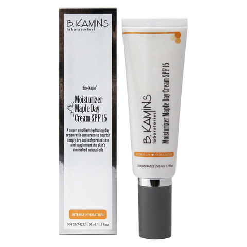 B. Kamins Maple Day Cream SPF 15