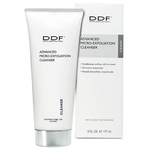 DDF Advanced Micro-Exfoliation Cleanser