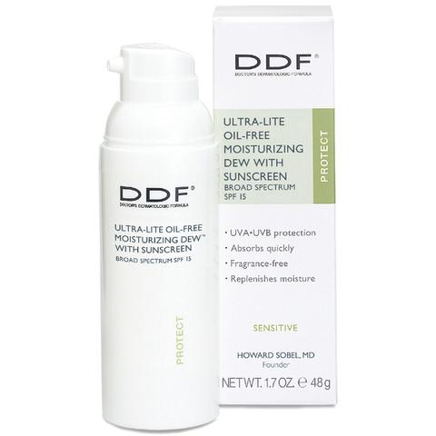 DDF Ultra Lite Oil Free Moisturizing Dew SPF 15