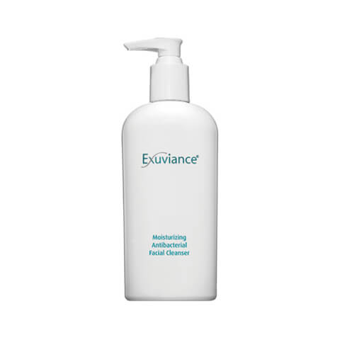 Exuviance Moisturizing Antibacterial Facial Cleanser