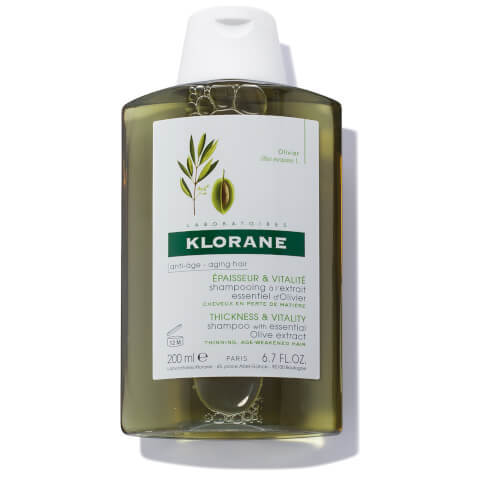 KLORANE Shampoo with Essential Olive Extract 6.7oz