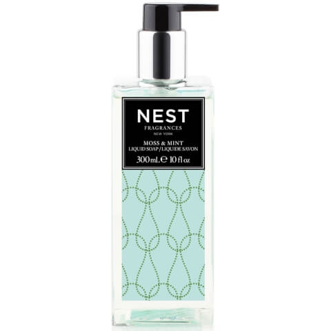 NEST Fragrances Moss and Mint Liquid Hand Soap