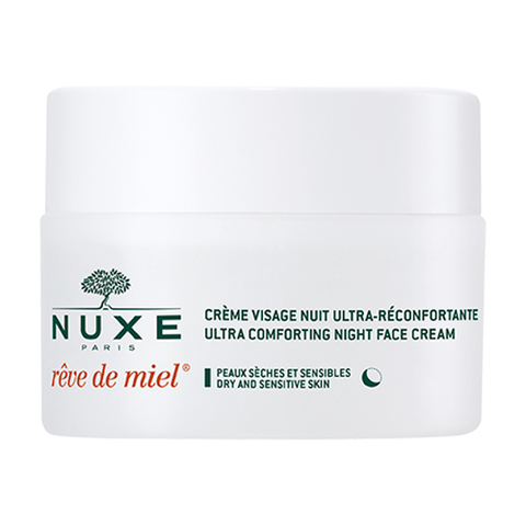 NUXE Reve de Miel Ultra Comforting Night Face Cream