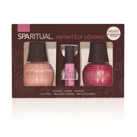 SpaRitual Infinity Loving Kit