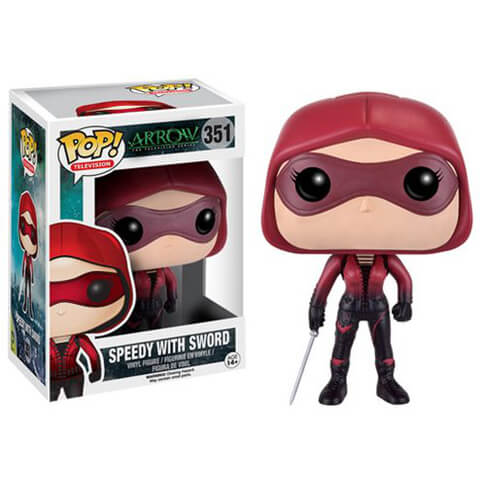 Arrow Speedy mit Schwert Funko Pop! Figur