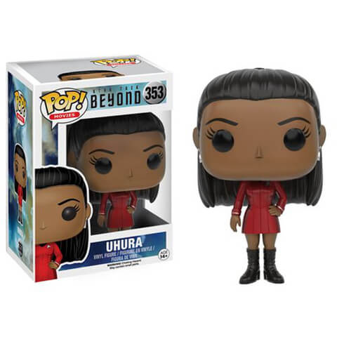 Star Trek Beyond Uhura Funko Pop! Figuur