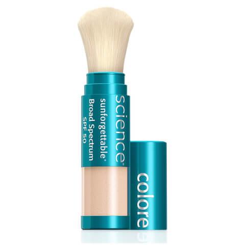 Colorescience Sunforgettable® Brush-on Sunscreen SPF 50 - Tan Matte