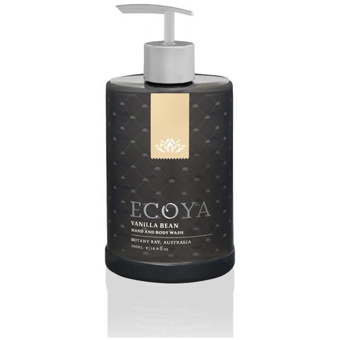 ECOYA Vanilla Bean - Hand & Body Wash