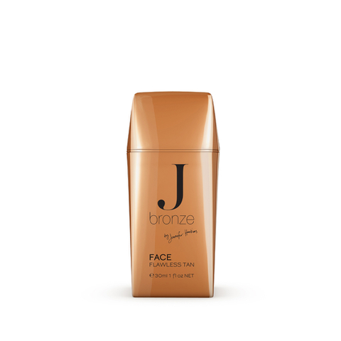 Jbronze Face Flawless Tan