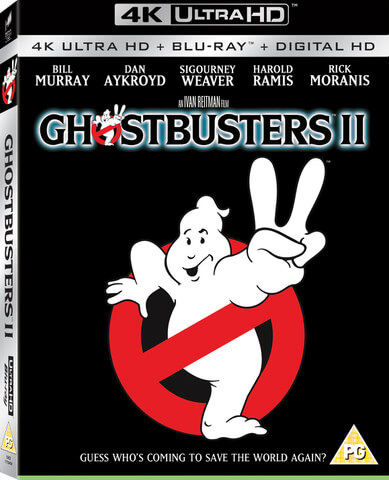 Ghostbusters II - 4K Ultra HD