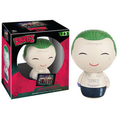 Figura Dorbz Vinyl Joker - Escuadrón Suicida