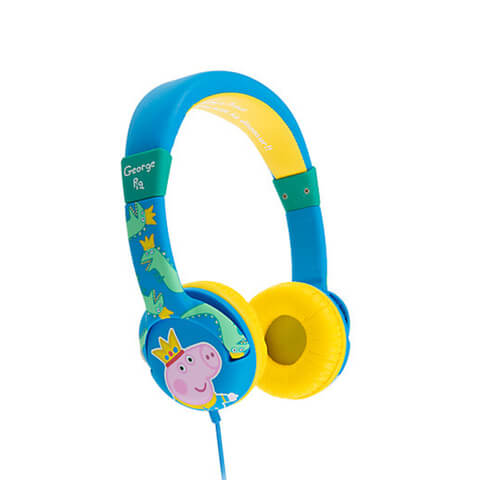 Peppa Pig Children's On-Ear Headphones - Prince George