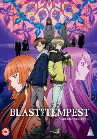 Blast Of Tempest Collection