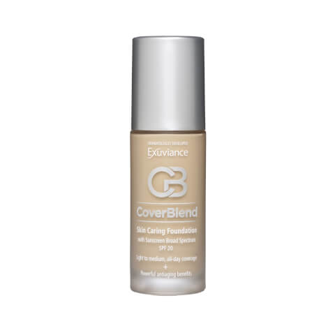 Exuviance Skin Caring Foundation Neutral Beige
