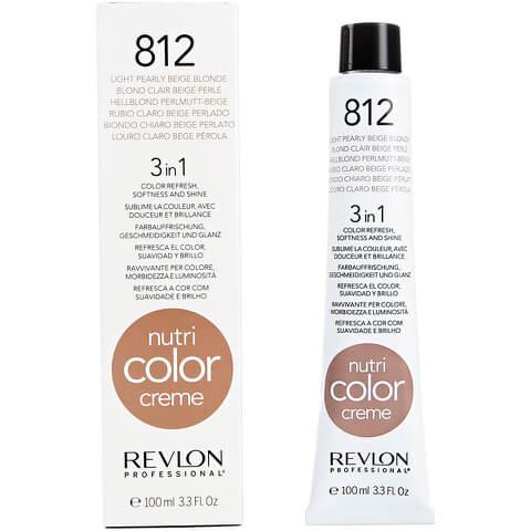 Revlon Professional Nutri Color Creme 812 Beige Blonde 100ml