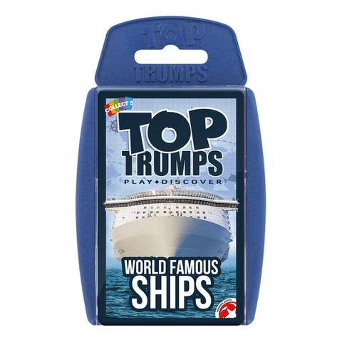 Classic Top Trumps - Ships