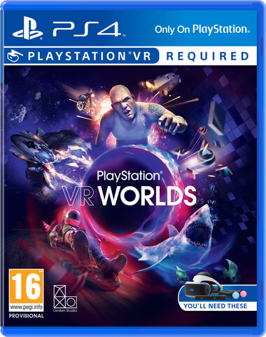 PlayStation VR Worlds - PSVR