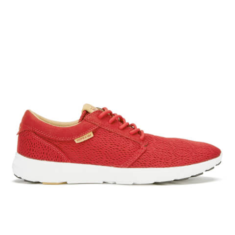 Supra Men's Hammer Run Mesh Trainers - Red