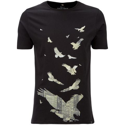 Smith & Jones Men's Dodecastle T-Shirt - Black