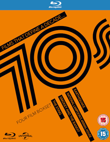 Films That Define A Decade Boxset - 70's