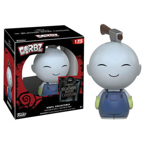 Nightmare Before Christmas Behemoth Dorbz Vinyl Figure