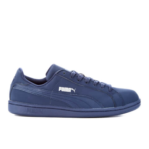 Puma Men's Smash Buck Trainers - Navy