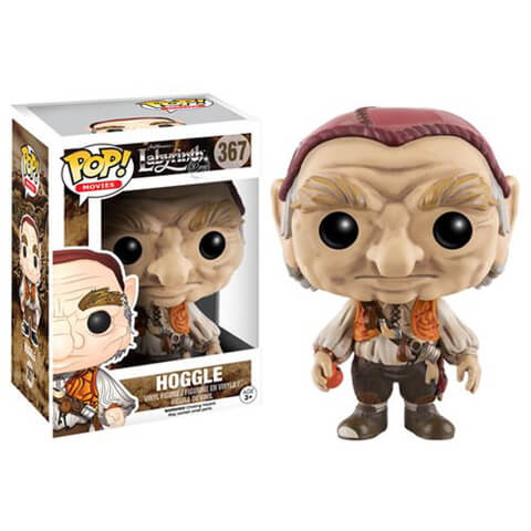 Labryinth Hoggle Pop! Vinyl Figure