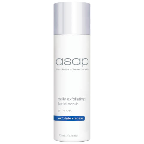 asap Daily Exfoliating Facial Scrub
