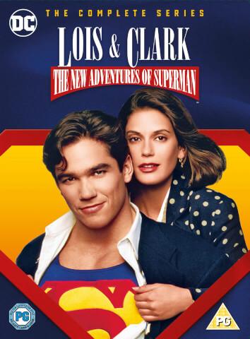 Lois and Clark Boxset