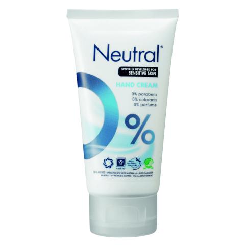 Neutral 0% Hand Cream - 75ml