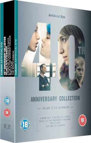 Artificial Eye 40th Anniversary Collection Volume 3: Palme d'Or Winners