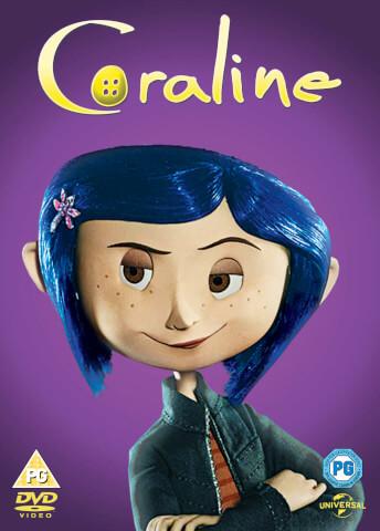 Coraline - Big Face Edition