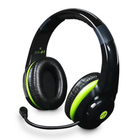 STEALTH SX01 Gamers Stereo Headset (Xbox One/Xbox 360)